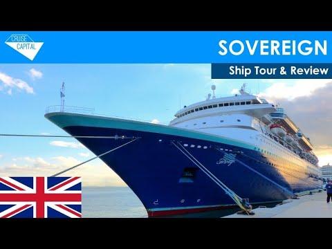 Pullmanturs Sovereign Ship Tour Review YouTube - Ms sovereign cruise ship