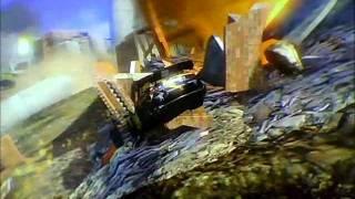 Motorstorm apocalypse gameplay