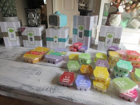 April 2017 Scentsy Haul  | aSimplySimpleLife
