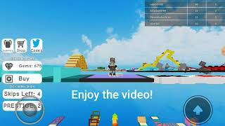 Roblox Mega Fun Obby 2 🎇 Stage 280 - 285