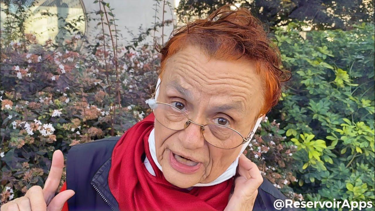 «Je viens de découvrir moi la petite fille de Paris que je suis une vieille dame» Maria Koleva