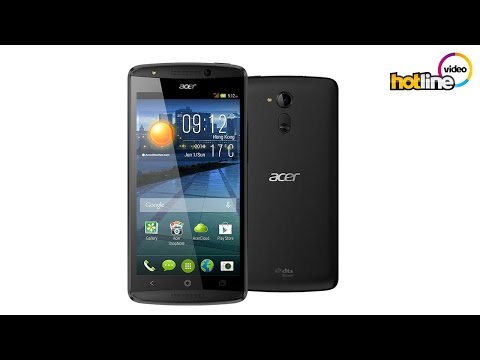 Обзор смартфона Acer Liquid E700