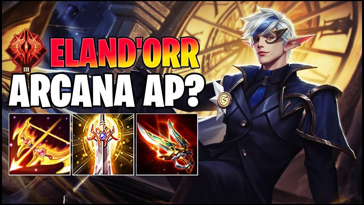 ESSA PRO BUILD DO XIAOLIN COM ARCANA AP TA ABSURDA!