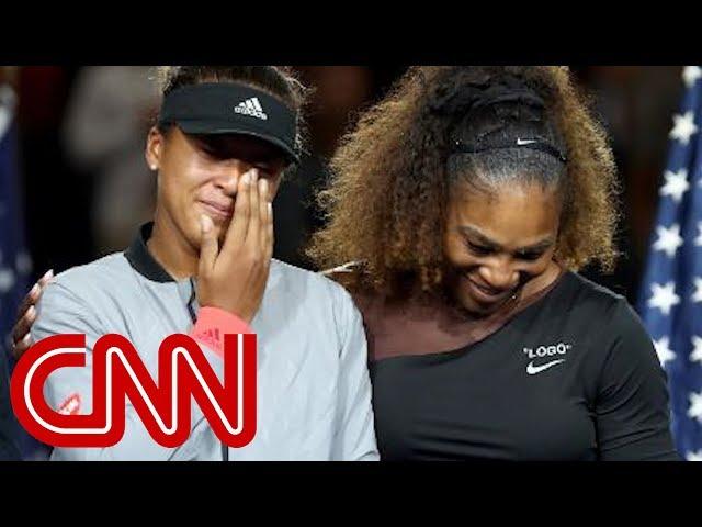 Osaka defeats Serena Williams in upset at US Open Final