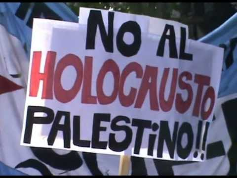 Palestina Libre!!! No Al Tratado Israel Mercosur