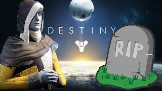 DESTINY = DEAD? (Sniper + Hand Cannon Destiny Gameplay)