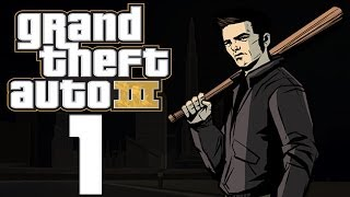 Grand Theft Auto III | LET'S PLAY ESPAÑOL  | Capitulo 1