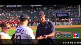 Legends League Baseball Season 2017