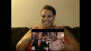 Donald Trump Calls Madea Reaction