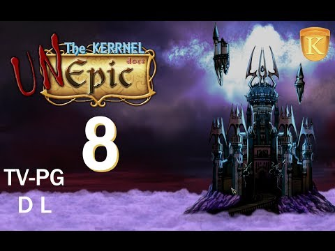 Kerrnel Does: UnEpic #8 - Quest for the Lost Ring