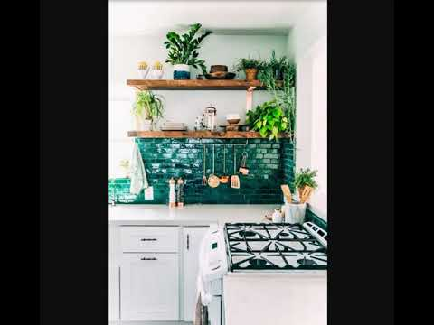 20 Colorful Boho Chic Kitchen Ideas To Decorate Your Room