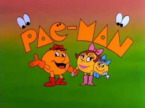 Pac-Man Season 1 Intro (1982; DVD Quality)