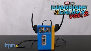 Guardians of the Galaxy Mini MP3 Boombox from eKids