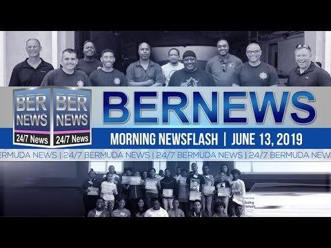 Bernews Newsflash For Thursday, June 13, 2019