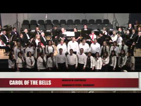 Peninsula Symphonic Winds and the Amuse Singers - Holiday on the Hill PT 1