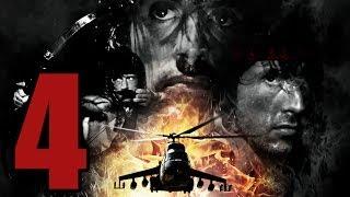 Прохождение Rambo: The Video Game — Часть 4: Снос Хоупа