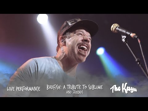 Badfish: A Tribute To Sublime & Friends - What I Got X Live Performance (The Fillmore Charlotte)