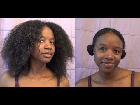 Triple Threat 3 Hairstyles For Natural Hair Simplyounique