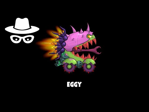 Car Eats Car 3 - Easter Event (Easter Egg Hunt) / Хищные Машины - Пасхальная Охота
