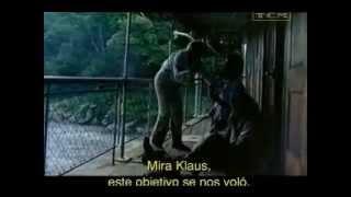 Mi Enemigo Íntimo Klaus Kinski a  Werner Herzog. - Crees que soy Idiota??
