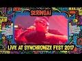 Seringai Live at SynchronizeFest - 8 Oktober 2017
