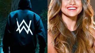 Alan Walker ft. Selena Gomez - Myself( Latest Upload Song 2018)