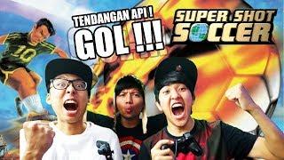 SEPAKBOLA DENGAN KEKUATAN SUPER ! KOCAK ! [Super Shot Soccer] PS1/PSX - Part #1