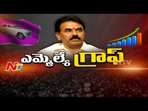 Kollapur MLA Jupally Krishna Rao || Special Ground Report || MLA Graph || NTV