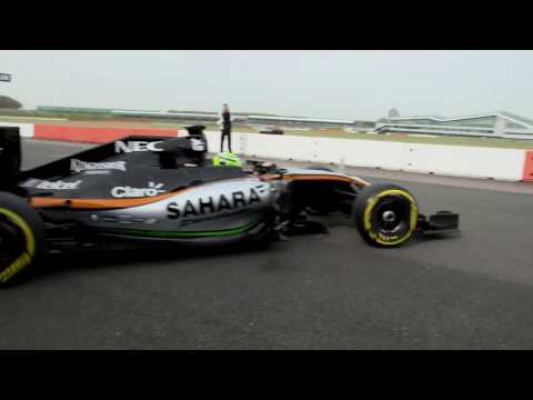 SUPER CARS - Sahara Force India - Nat Geo 2016