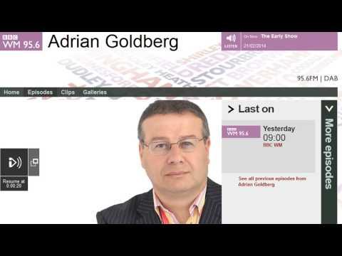 20 February 2014: Paternity fraud - Mike Buchanan and Ray Barry interviewed on BBC Radio WM