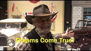 Dreams come true! Amazing Classic Car Tour & Royal Buick Update