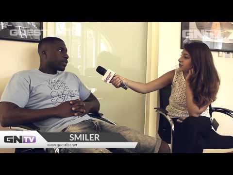 Smiler Interview - Guestlist 2013
