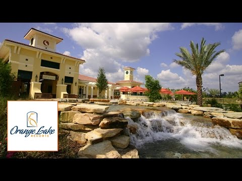Orange Lake Resort - Orlando Florida
