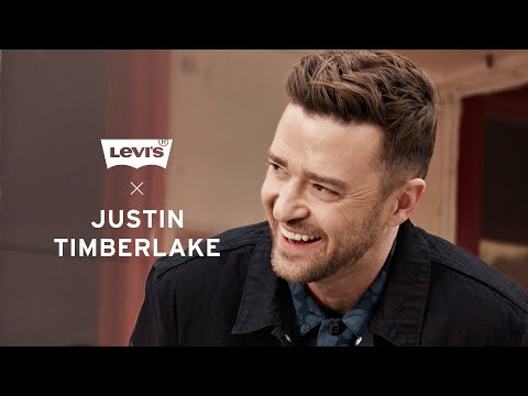 Chris Davis - Justin Timberlake's New Levi's Collection Available Online Now!
