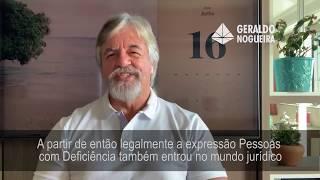 Geraldo Nogueira -  Conceitos Deficiência