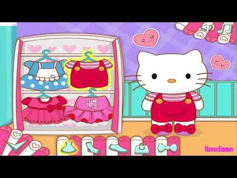 Game For Kids - Hello Kitty Good Morning - Education For Children
