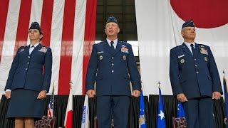 在日米軍・司令官交代式 - US Forces Japan Change of Command Ceremony