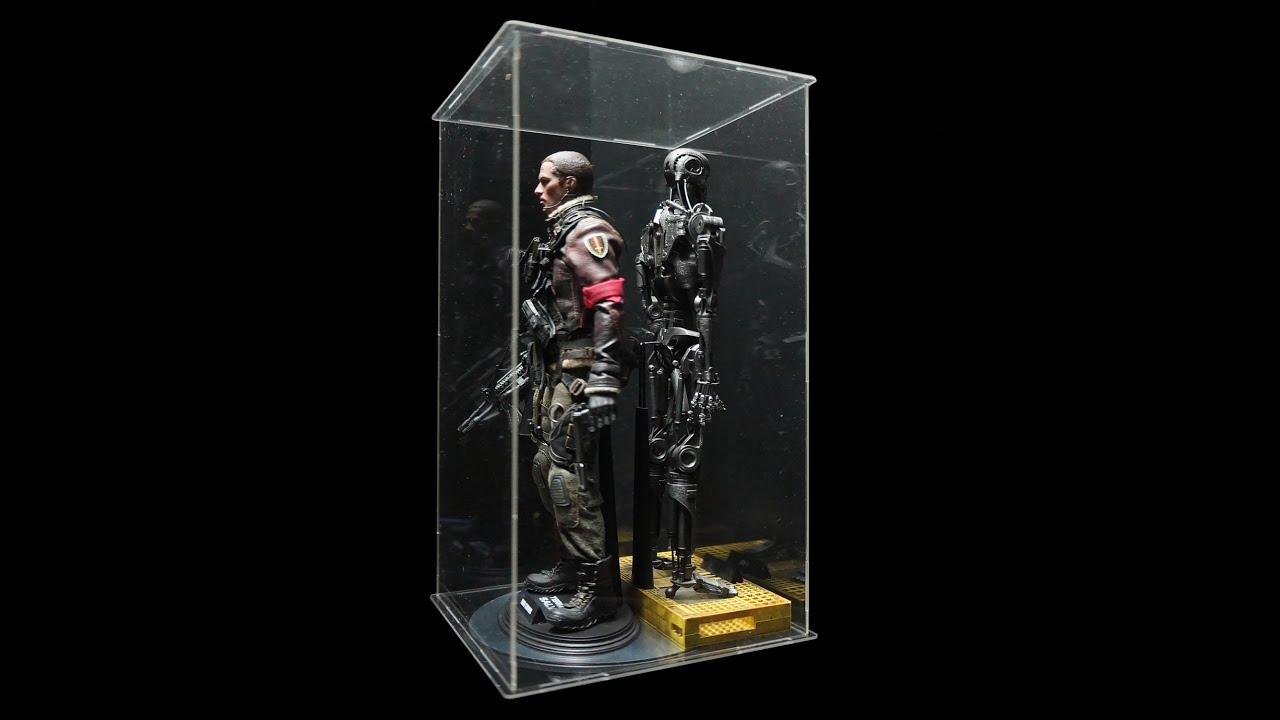 Led Acrylic Display Case