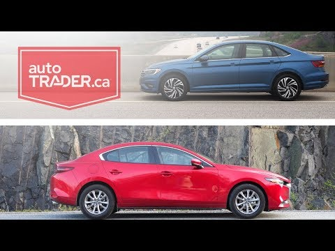 Affordable Luxury Accommodations (With the Mazda3 and VW Jetta)