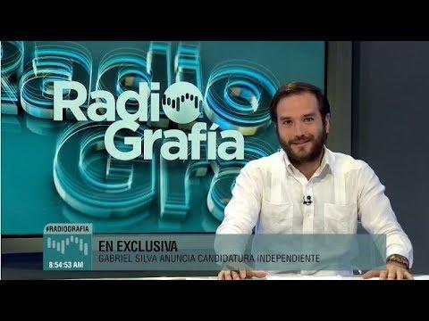Download Gabriel Silva anunció en Radiografía su candidatura a diputado independiente #RadioGrafia