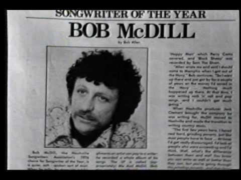 Ben McCain profiles songwriter Bob McDill in 1980