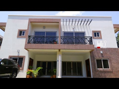 THE CLELAND Townhouses, Airport Residential Area, Accra