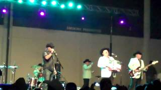 Michael Salgado a duo con Ramon ayala
