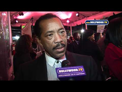 Obba Babatunde Supports Magic Johnson's 10th Annual Heroes in the Struggle Event