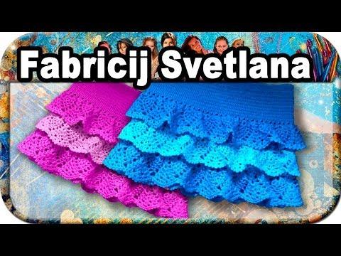 видео: ☆Юбка, вязание крючком для начинающих, crochet.