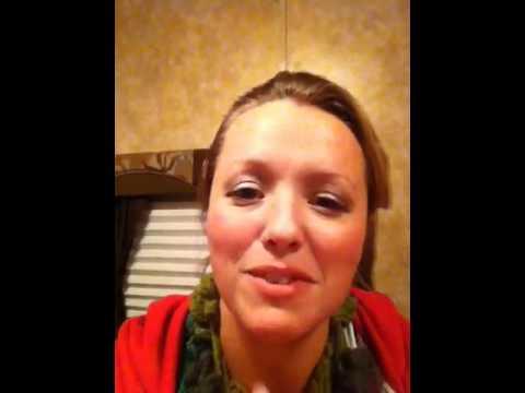 Melissa Farley Day 84 of 90 DAYS TUF'ER LIVE!