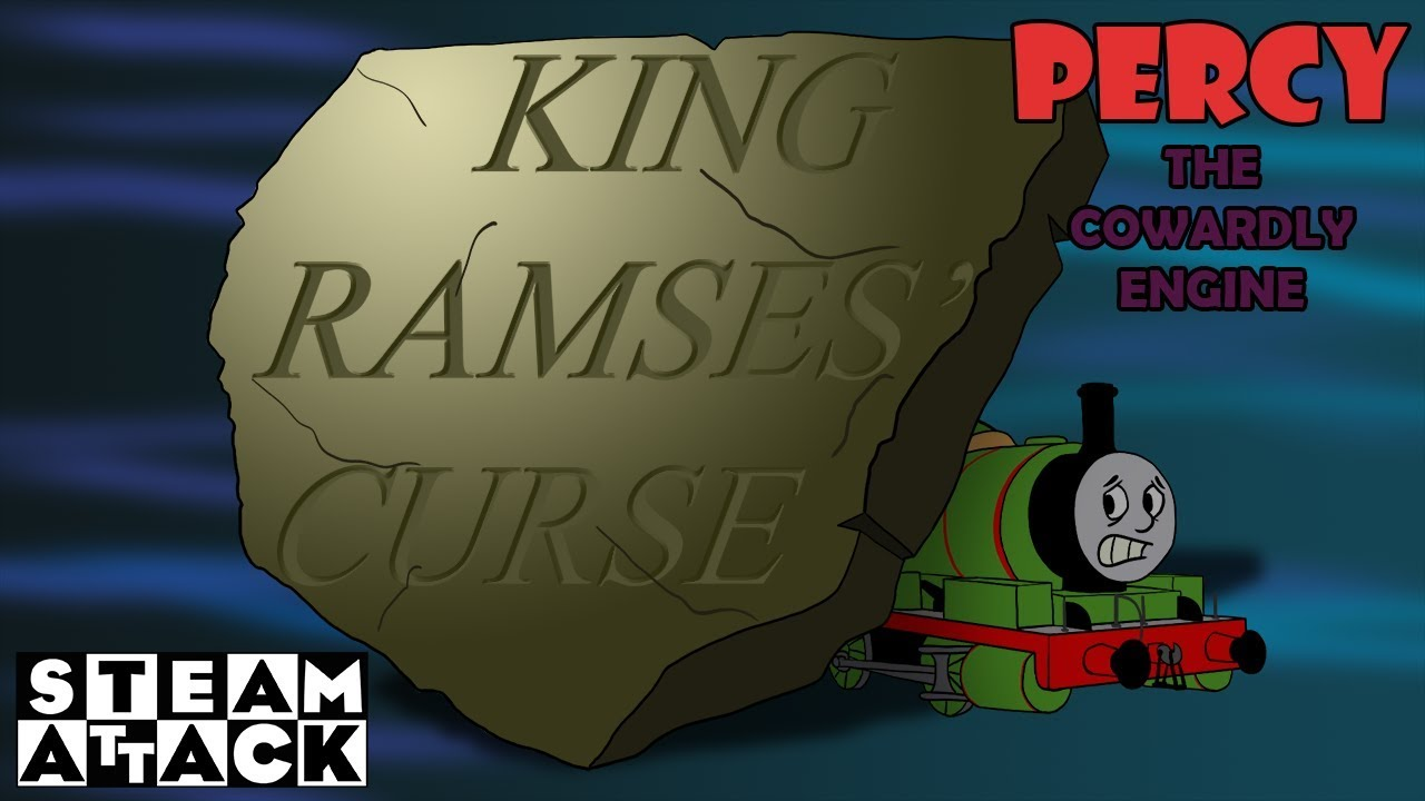 Download Percy The Cowardly Engine: King Ramses' Curse