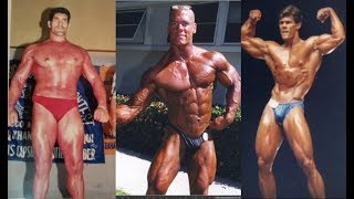 10 Pro-Wrestlers that Competed in Bodybuilding
