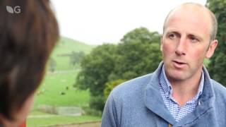 Organic livestock farming in Wales