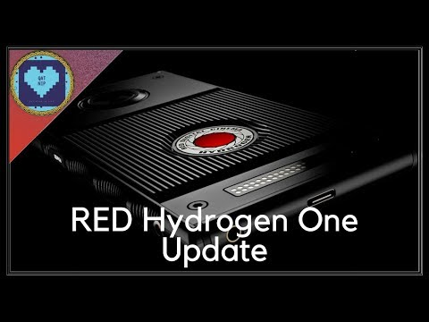 RED Hydrogen One | An Update on the Holographic Display Smartphone